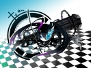 Black Rock Shooter 14 Anime Black Rock Shooter Аниме