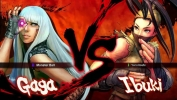 Lady Gaga In Street Fighter IV Lady Gaga In Street Fighter IV