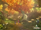 Ni no Kuni wallpaper 1024x768 01 Ni no Kuni NinoKuni The Another World