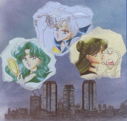 art book sailormoon sailormoon sailor moon