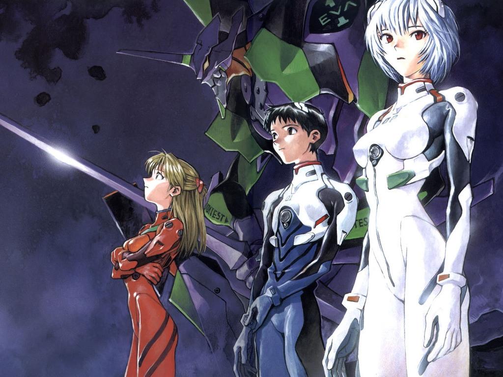 Neon, Genesis, Evangelion6, Evangelion