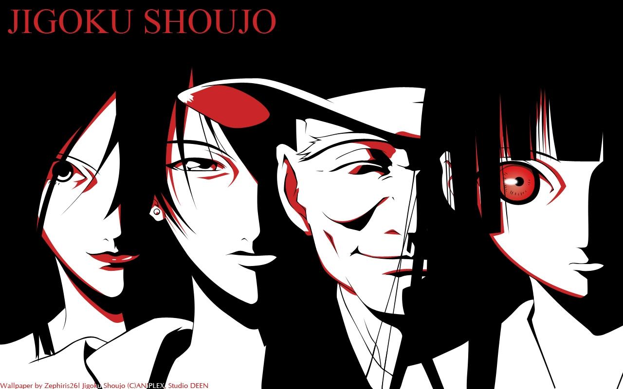 Jigoku, Shoujo2, Shoujo