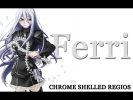 Chrome Shelled Regios25 Chrome Shelled Regios