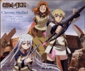Chrome Shelled Regios 37 Chrome Shelled Regios
