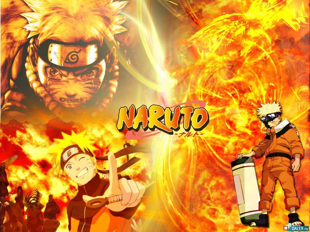 Наруто, Naruto