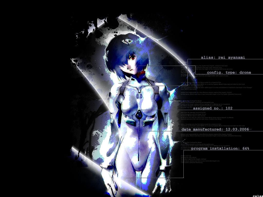 Evangelion, Neon, Genesis