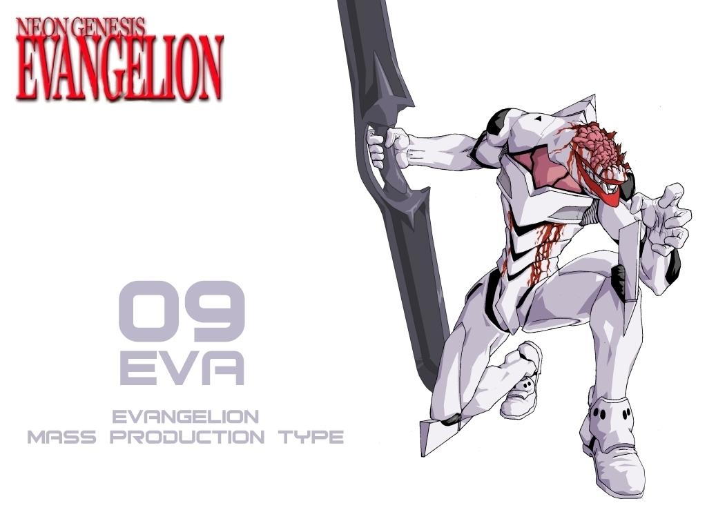 EVA, Neon, Genesis, Evangelion