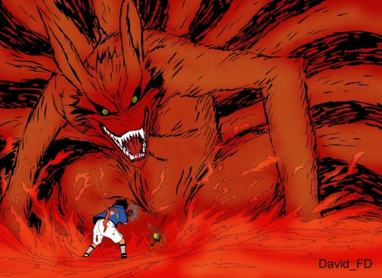 Pictures of Sasuke Vs Naruto Digital Art Fanart By Virus0100 On Fandom