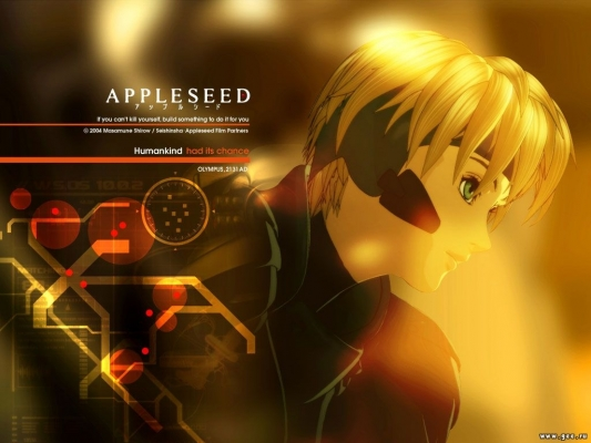 Appleseed Appleseed