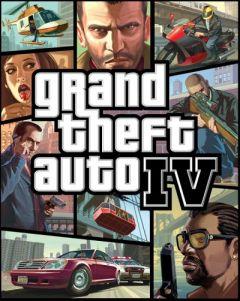 Игра - game Grand Theft Auto 4