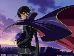 манга из серии Code Geass Lelouch of the Rebellion