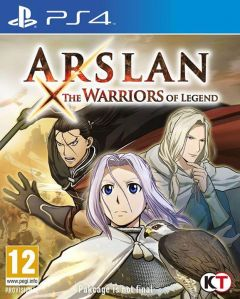 Arslan: The Warriors of Legend (Arslan Senki x Musou)