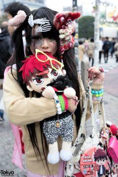 Хэллоуин в Японии. Токийская Костюмированная уличная вечеринка 2014.