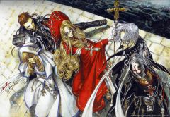 Artbook Fabrica Theologiae Trinity Blood Illustrations