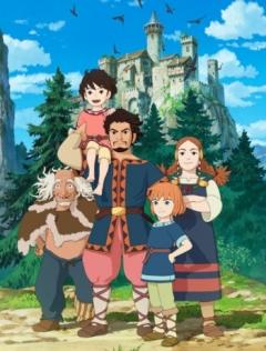 anime, аниме, Ronja Rovardotter Рони, дочь разбойника Sanzoku no Musume Ronja