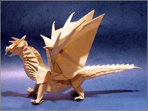 схемы оригами кубик. открытки оригами к новому году.