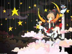 Аниме галерея: Cardcaptor Sakura - Сакура - собирательница карт