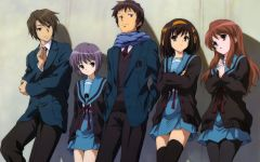 Аниме онлайн: Исчезновение Харухи Судзумии - Suzumiya Haruhi no Shoushitsu