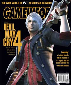 Game - Devil May Cry 4