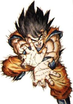 Son Goku Dragon Ball