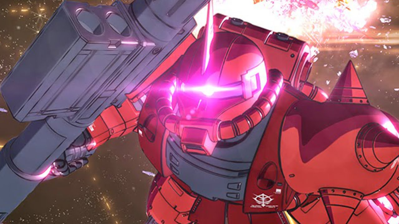 Mobile Suit Gundam: The Origin III Dawn of Rebellion