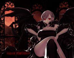 смотреть аниме про вампиров и любовь