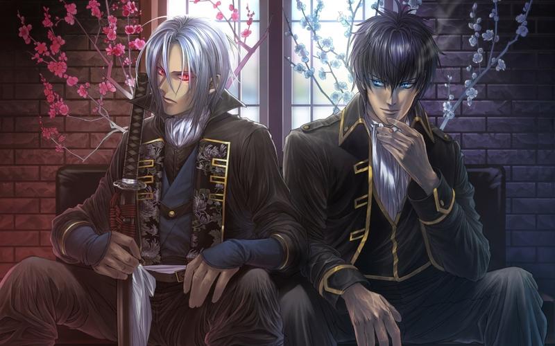 Cмотреть аниме про вампиров