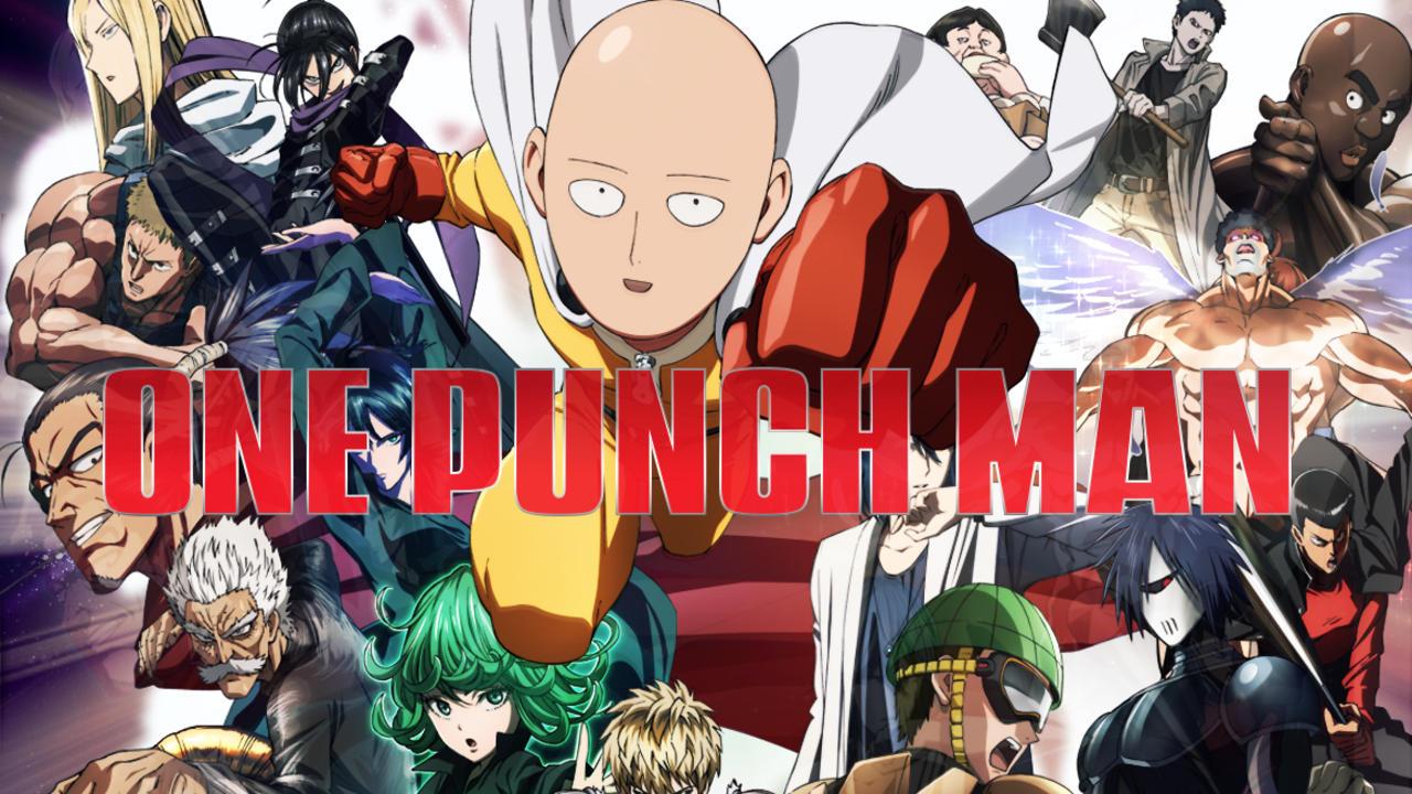 One-Punch Man 2 / Ванпанчмен 2