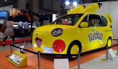 Машины в стиле Покемонов