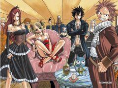 Аниме обои: Fairy Tail - Хвост Фей