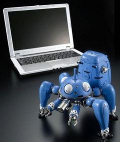 bandai tachikoma programmable robot