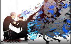 Аниме обои: Ao no Exorcist - Синий Экзорцист