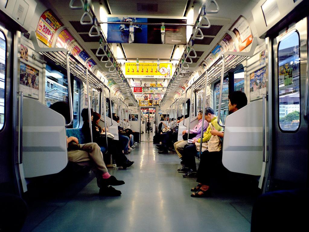 Приставания в транспорте в японии скачать фото 146-68