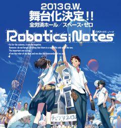 Манга Robotics;Notes подходит к концу