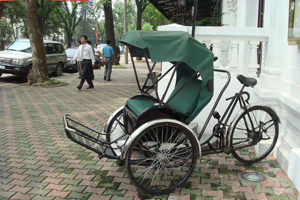 Велосипед велорикша своими руками фото 858